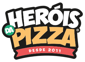 Heróis da Pizza - Pizza Pra Quem Tem Fome de Herói!